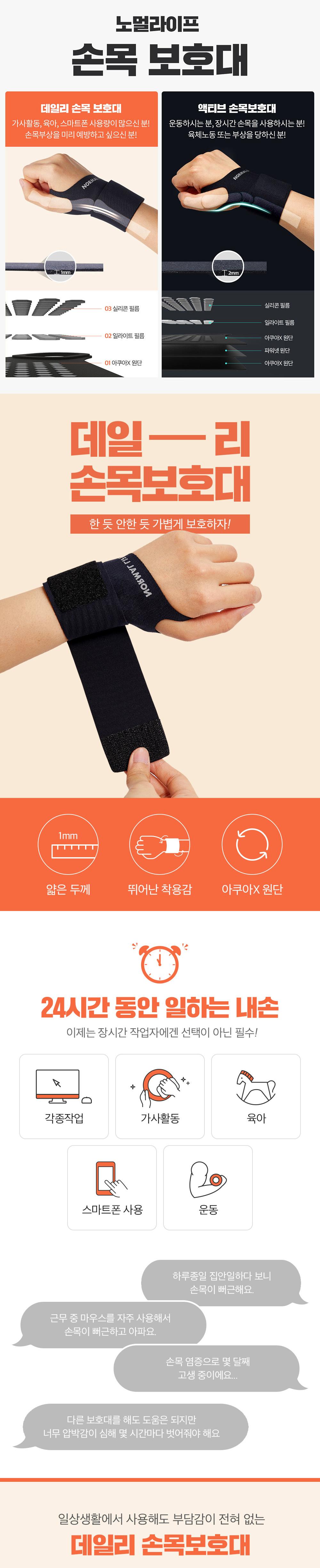 손목보호대 상페01